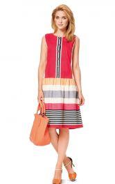 Жіноча літня сукня Burdastyle