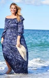 Жіноча сукня Burdastyle