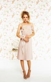 Жіноча сукня в білизняному стилі Burdastyle