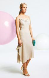 Жіноча сукня на бретелях спагеті Burdastyle