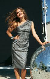 Жіноча сукня вузького крою Burdastyle