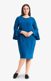Жіноча сукня О-силуету Burdastyle