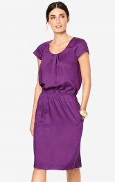 Жіноча сукня простого крою Burdastyle