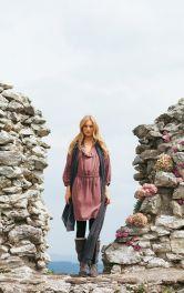 Жіноча сукня вільного крою Burdastyle