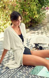 Женское пляжное платье Burdastyle