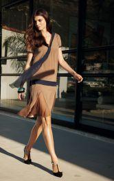 Жіноча сукня в стилі 20-х Burdastyle