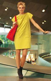 Жіноча сукня з короткими рукавами Burdastyle
