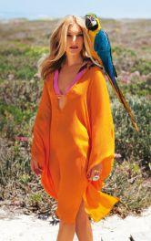 Жіноча пляжна сукня Burdastyle