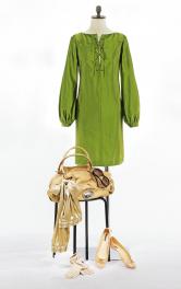 Жіноча сукня прямого крою Burdastyle