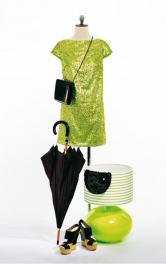 Жіноча сукня з пайєтками Burdastyle