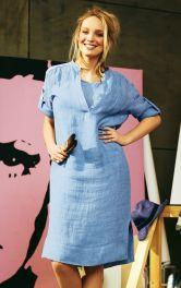 Жіноча сукня-чохол Burdastyle