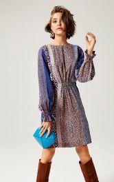 Жіноча міні-сукня Burdastyle