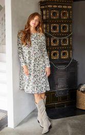Женское расклешенное платье Burdastyle фото 1