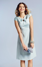 Жіноча сукня ампір Burdastyle