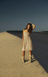 Жіноча сукня силуету ампір Burdastyle