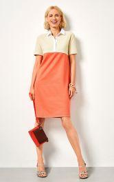 Жіноча сукня-поло Burdastyle