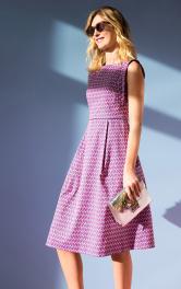 Жіноча сукня з широкою спідницею Burdastyle
