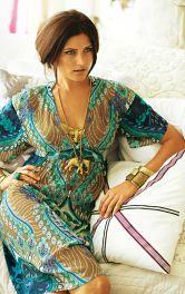 Жіноча шифонова сукня Burdastyle