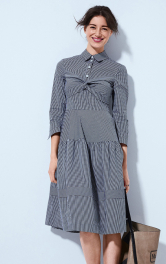 Жіноча сукня сорочкового крою Burdastyle