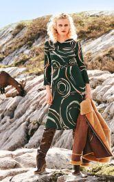 Женское отрезное платье Burdastyle фото 1
