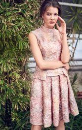 Женское винтажное платье Burdastyle фото 1