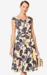 Жіноча сукня в стилі 50-х Burdastyle
