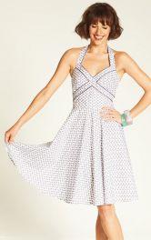 Жіноча вінтажна сукня Burdastyle