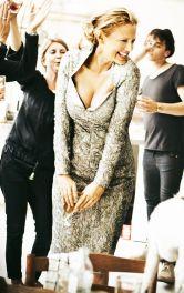 Жіноча мереживна сукня Burdastyle