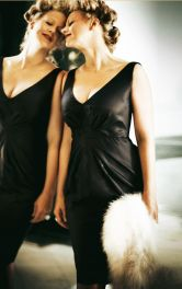 Жіноча коктейльна сукня Burdastyle