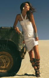 Жіноча трикотажна сукня Burdastyle