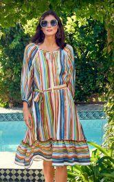 Жіноча сукня широкого крою Burdastyle