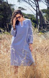 Женское платье прямого кроя Burdastyle фото 1