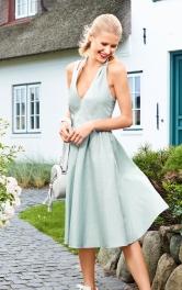 Жіноча сукня з відкритою спиною Burdastyle