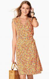 Женское трикотажное платье Burdastyle