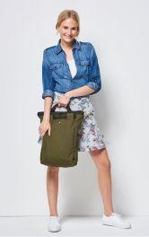 Жіноча сумка-рюкзак Burdastyle
