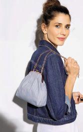 Жіноча сумка-саквояж Burdastyle