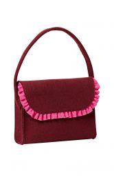 Жіноча фетрова сумка Burdastyle