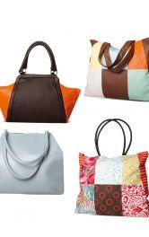 Жіночі сумки-шопери Burdastyle