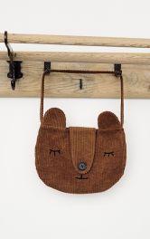 Дитяча вельветова сумка Burdastyle