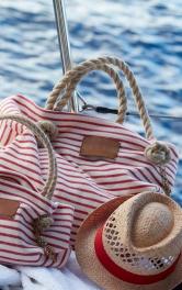 Жіноча пляжна сумка Burdastyle