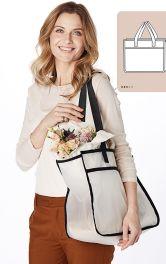 Женская сумка-шопер Burdastyle фото 1