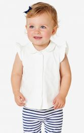 Дитяча трикотажна блузка Burdastyle