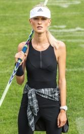 Жіночий спортивний топ Burdastyle