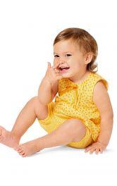 Дитячі бавовняні труси Burdastyle
