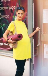 Жіноча туніка для вагітних Burdastyle