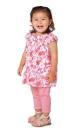 Дитяча сукня і штанці Burdastyle
