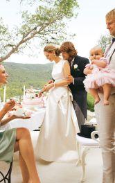 Жіноча весільна сукня Burdastyle
