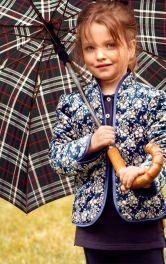 Дитяча куртка прямого крою Burdastyle