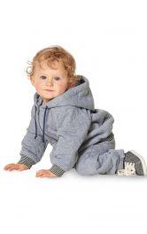 Дитячий трикотажний анорак Burdastyle