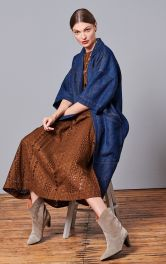Жіноче джинсове пальто Burdastyle